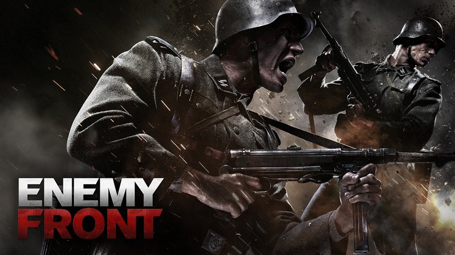 Enemy Front PC Download Poster