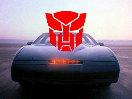 Ten Weird Connections Between 'Transformers 3' and 'Knight Rider