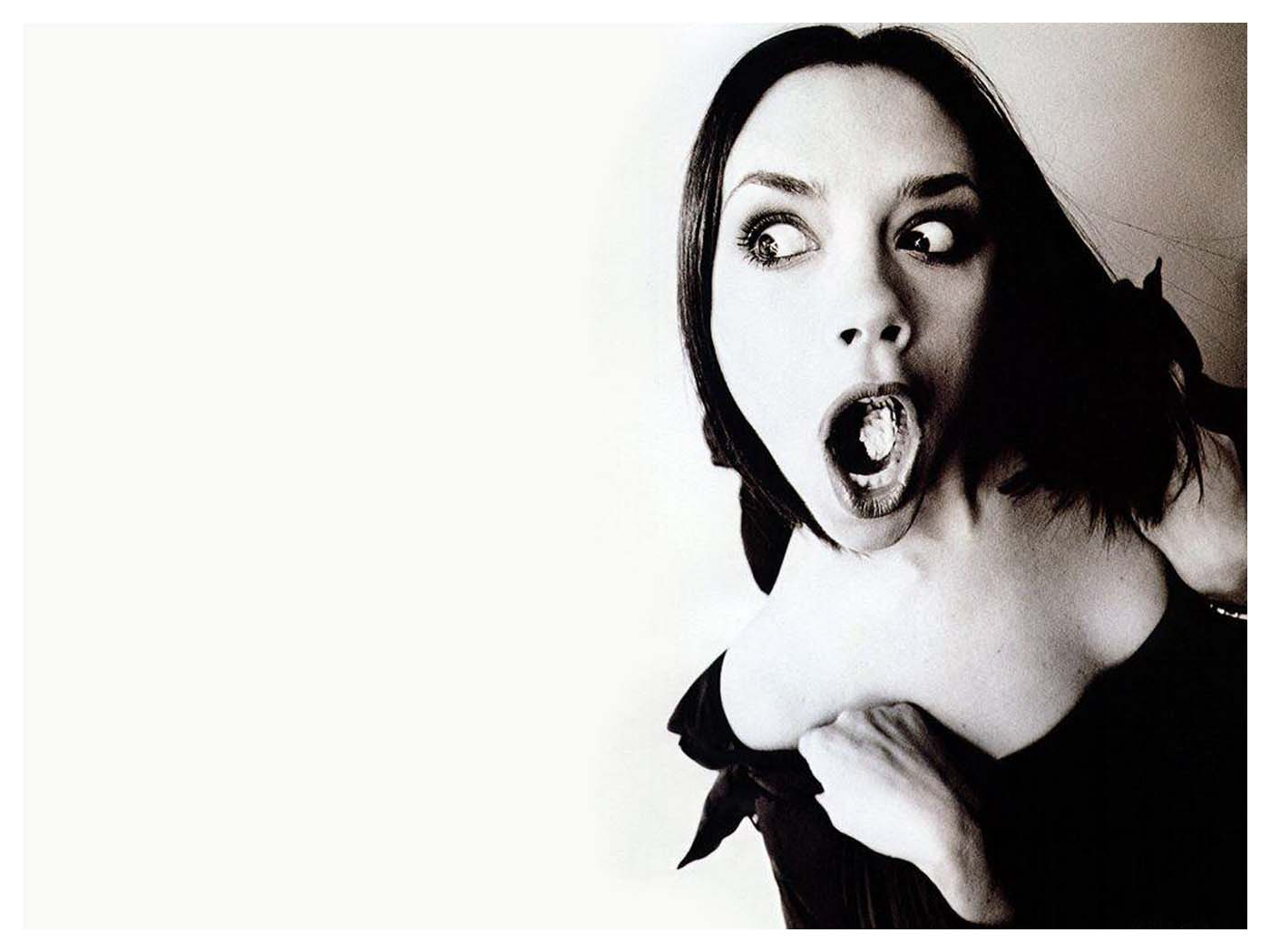 Victoria Beckham Funny Face