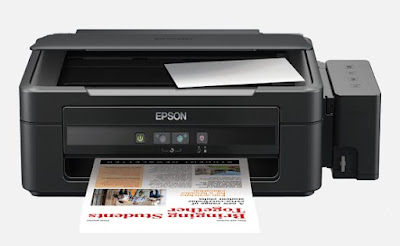 Download epson l210 printer driver and install.