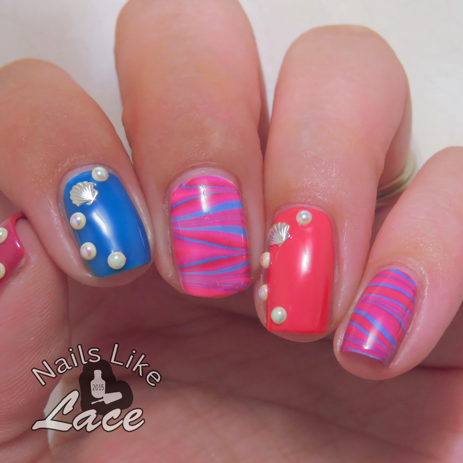 Nail Art Subscription Box: NailsLikeLace: Nail Glam By Jovee Co.'s Monthly