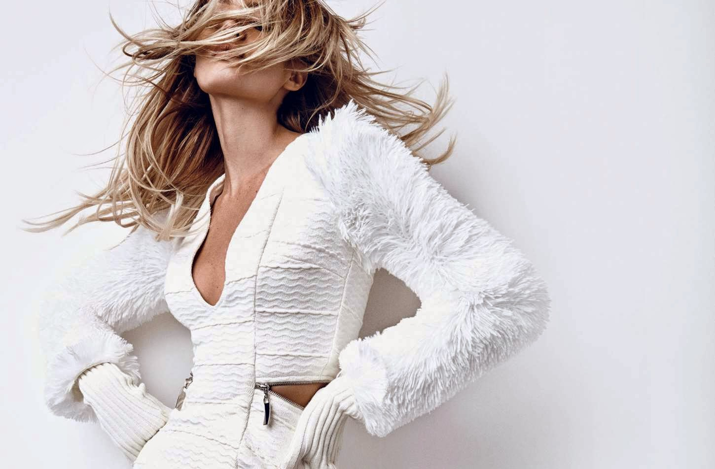 Osmoze Fall/Winter 2015 Campaign featuring Candice Swanepoel