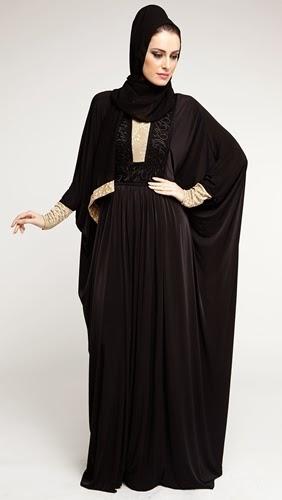 Abaya Jubah Fashion 2015