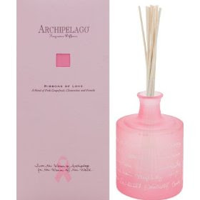 Archipelago Botanicals, Archipelago Botanicals diffuser, Archipelago Botanicals Ribbons of Love, Archipelago Botanicals Ribbons of Love Diffuser, diffuser, breast cancer awareness