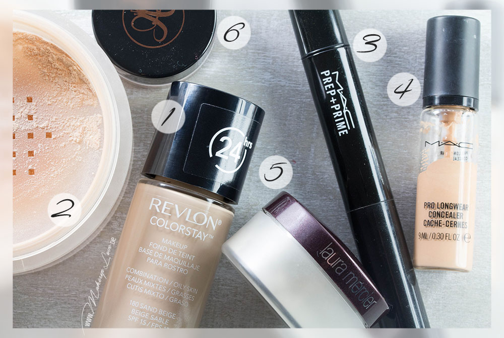 Beauty Favoriten 2014 Lieblinge MAC Anastasia Beverly Hills Chanel Laura Mercier Revlon