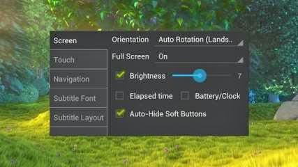 Ứng dụng xem HD cho android