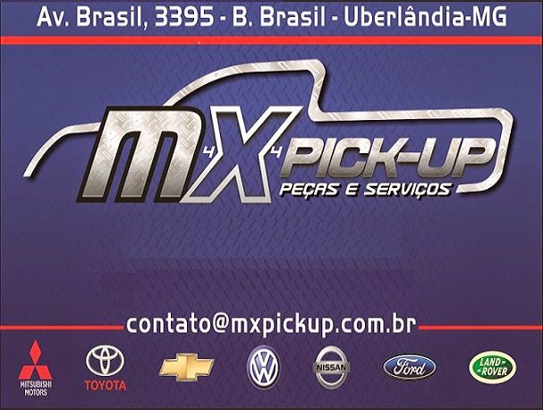 MX Pickup Uberlândia/MG