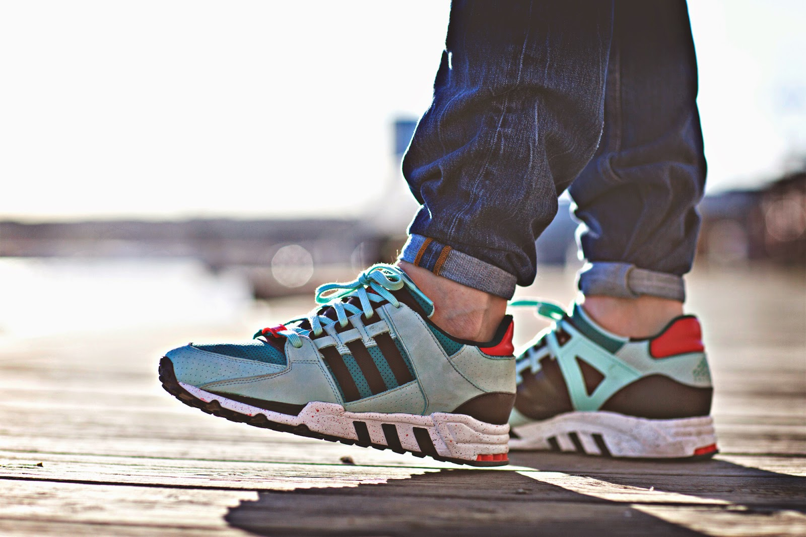 check out a39e9 c41bf bait adidas eqt running support big apple 9