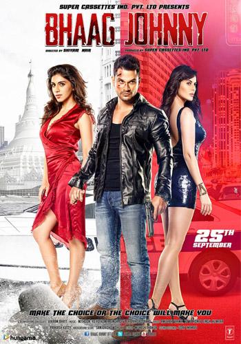 Poster Of Bhaag Johnny 2015 720p DVDRip Hindi