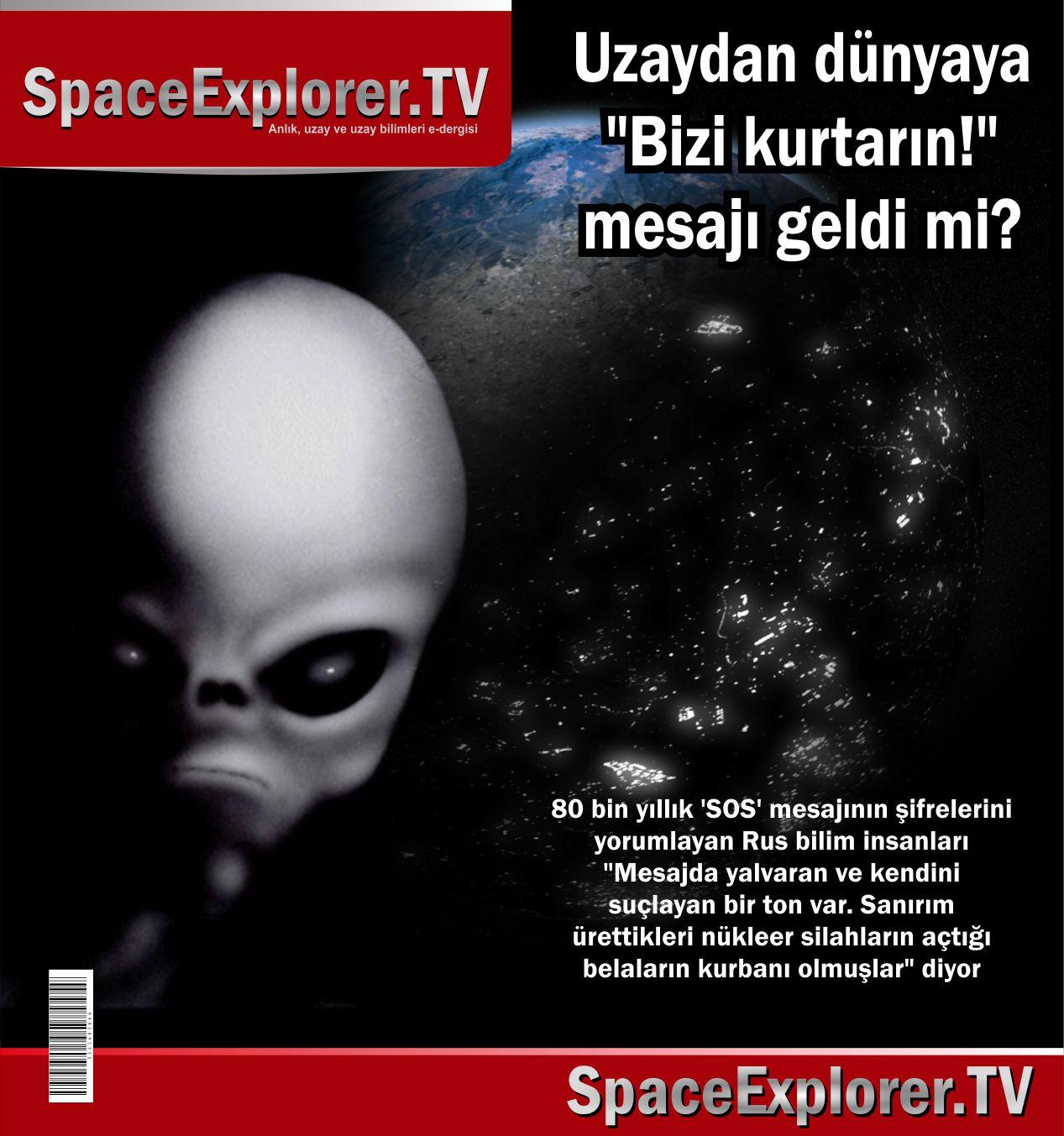Andromeda gök adası, Gök adalar, Galaksiler, Gizemli mesajlar, Gizemli sinyaller, Uzaydan toplanan sinyaller, Uzayda hayat var mı?, Nükleer silahlar, Rusya,