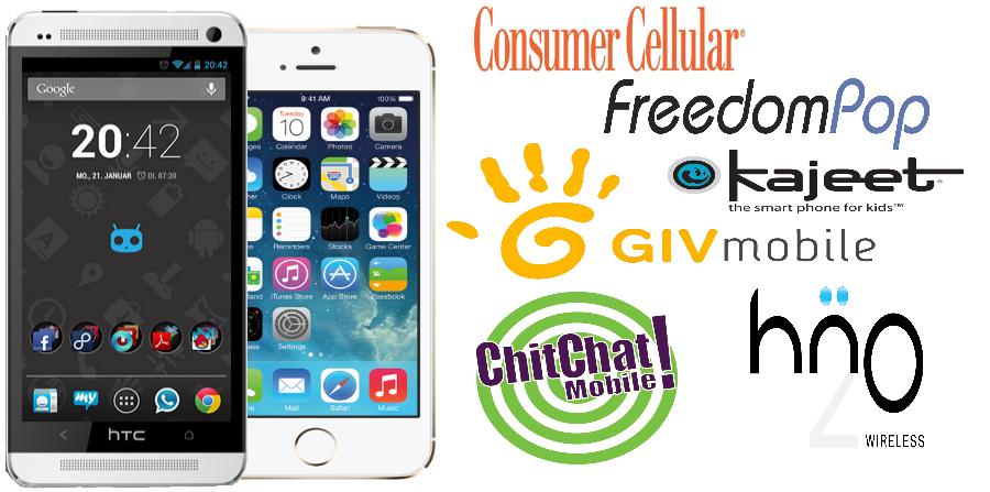 Best Prepaid Smartphone Plans of 2014