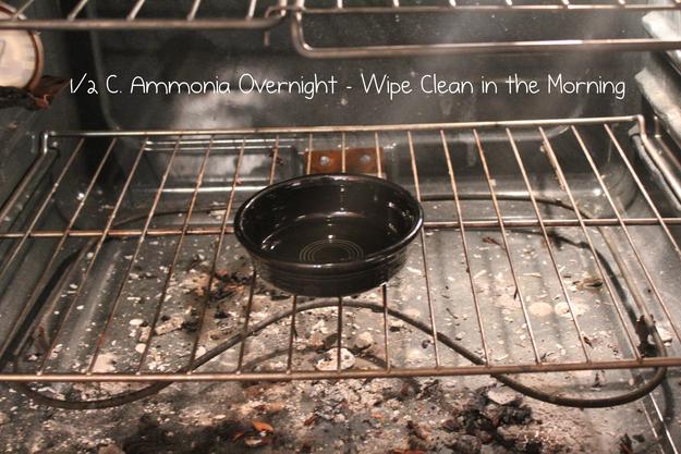 Tips membersihkan oven