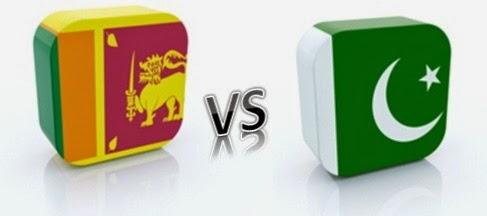 Pak Vs Sri Match Live online Streaming