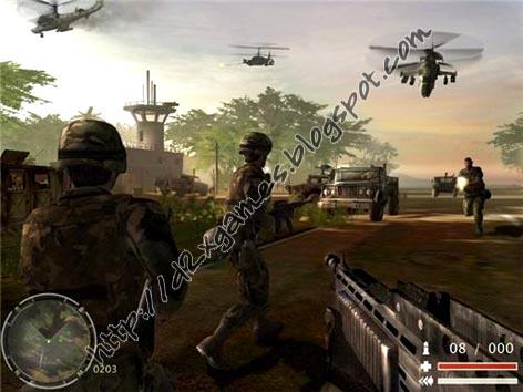 Free Download Games - Terrorist Takedown Covert Operations
