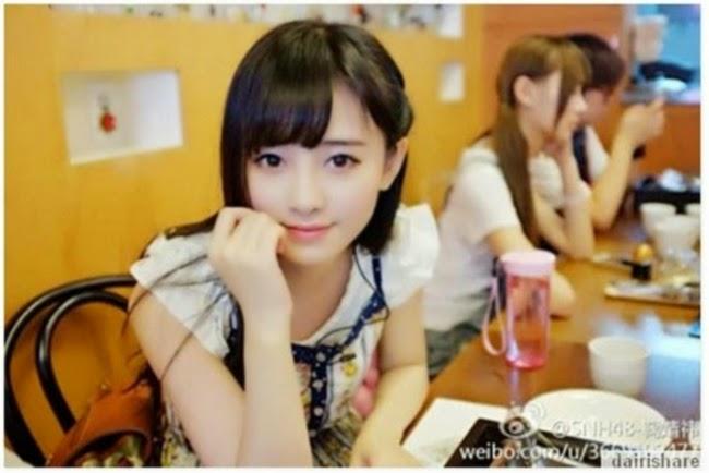 Gadis Bidadari Jadi Kegilaan Di China 5 Gambar gejala akhir zaman