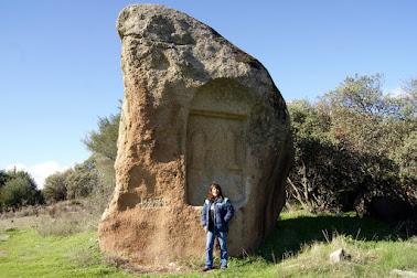 La Piedra escrita de Cenicientos
