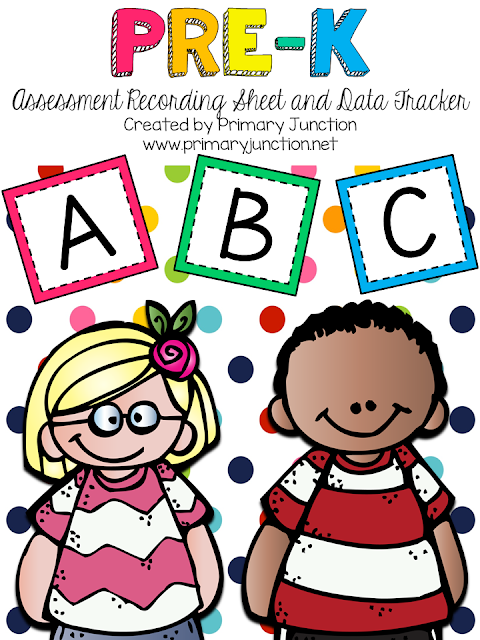 Download Free Pre-K Assessment!