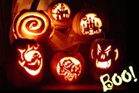 Photo of Halloween pumpkins in Columbia SC