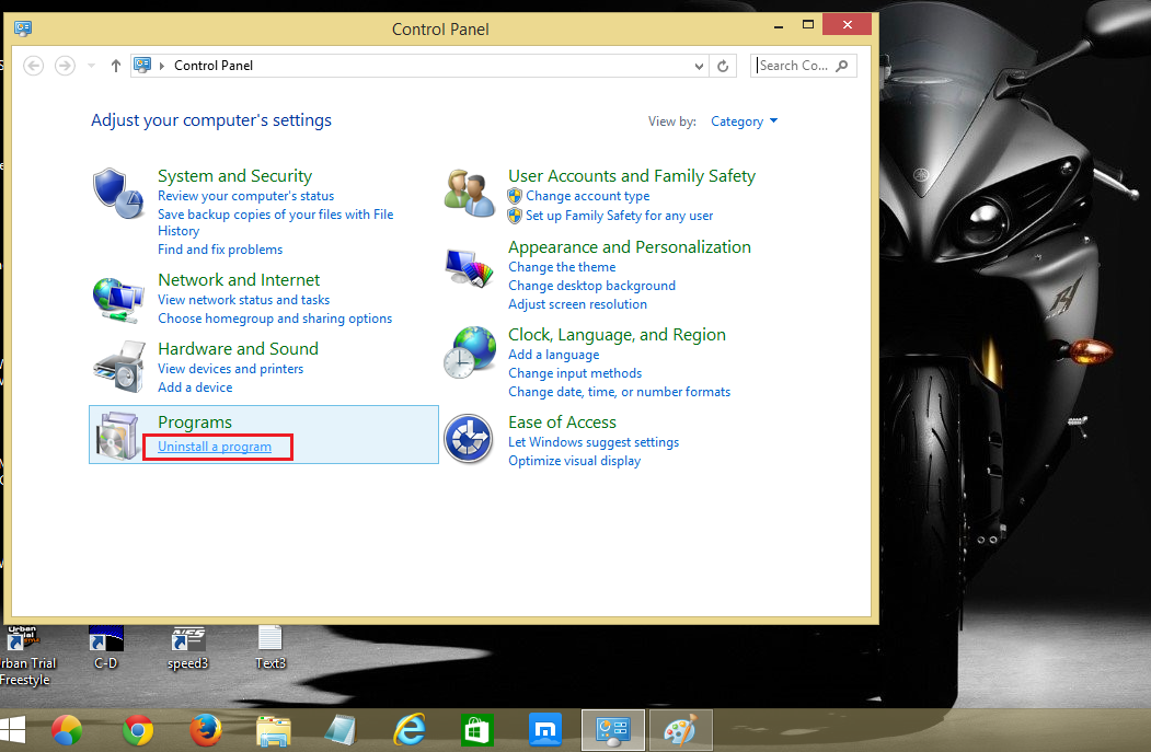 Aplikasi Di Windows 8