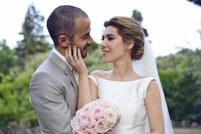 Casamento de Raquel Strada em Vidago