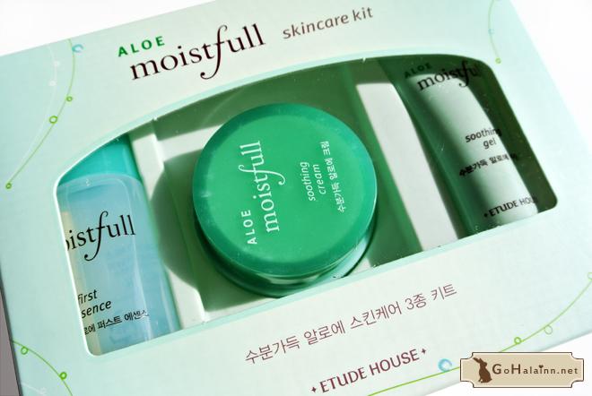 Etude House Aloea Moistfull Skincare Kit Giveaway