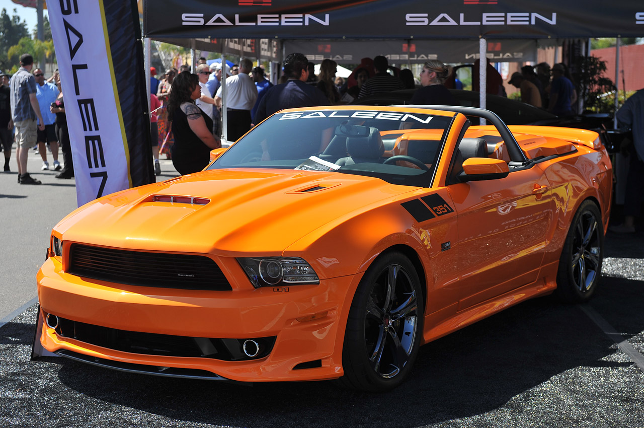 2014 saleen s351 supercharged mustang prototype mustang news. Black Bedroom Furniture Sets. Home Design Ideas