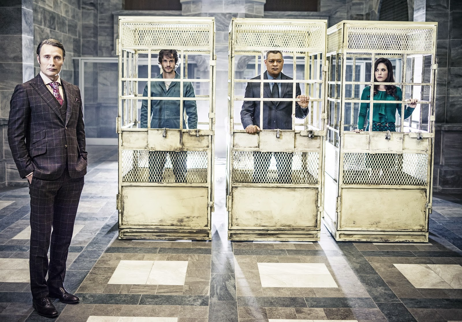 Hannibal Season Two: First Teaser Trailer & Image