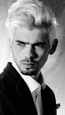corte de pelo moderno hombre