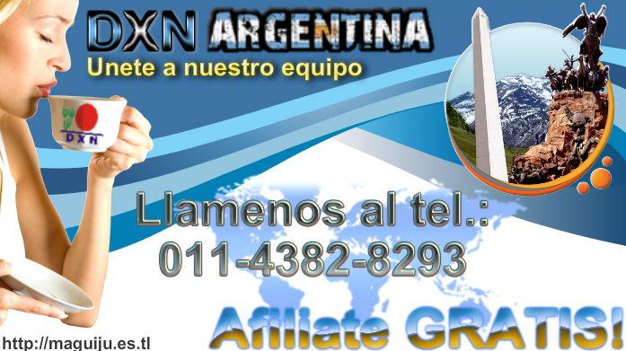 DXN  Argentina