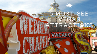 must-see attractions in las vegas