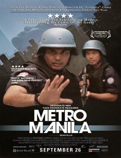 Ver Metro Manila (2013) Online