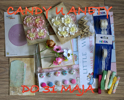 Candy u Anety do 31.05