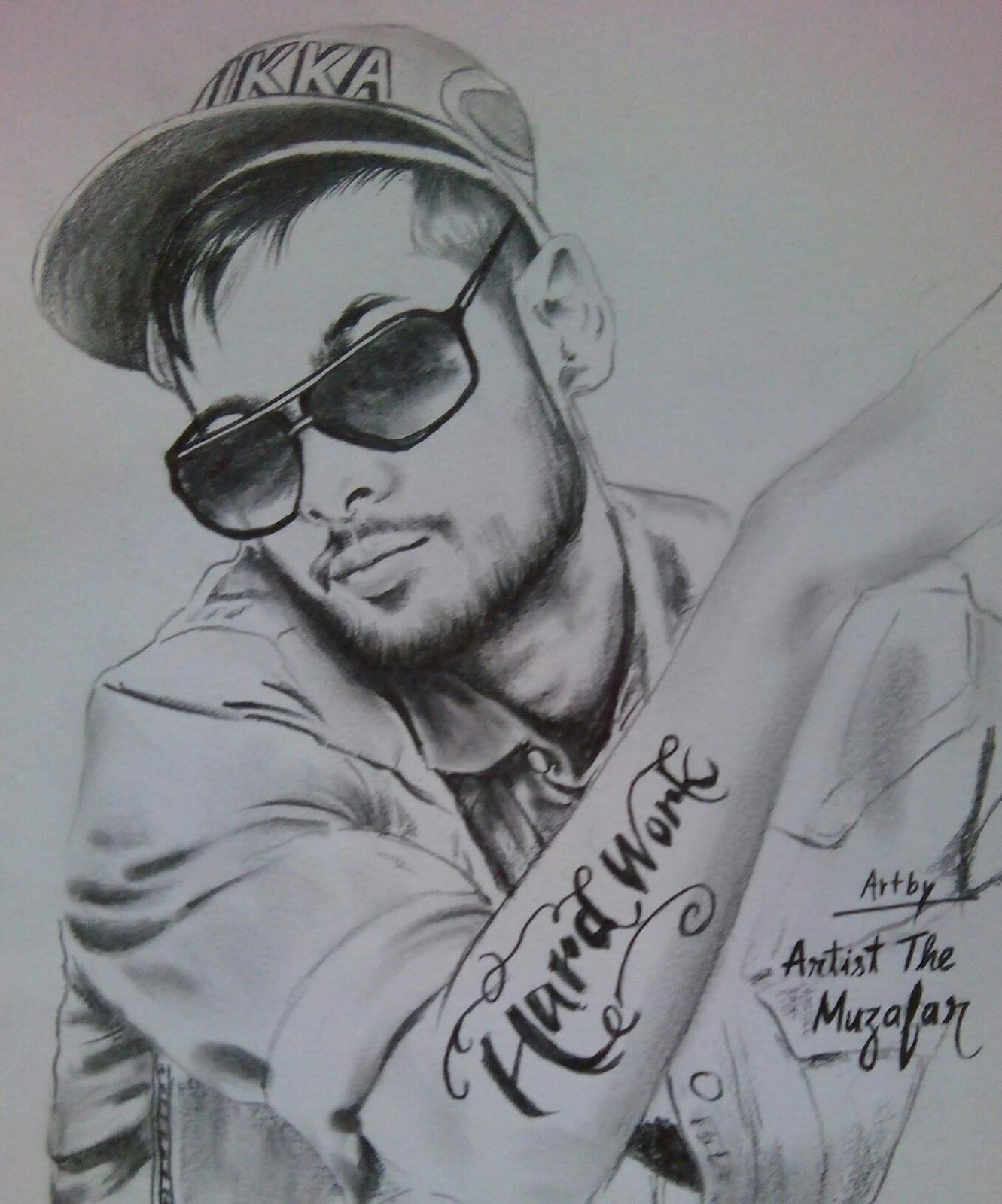 Artist The Muzafar September 2014