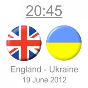 inggris vs ukraina euro 2012
