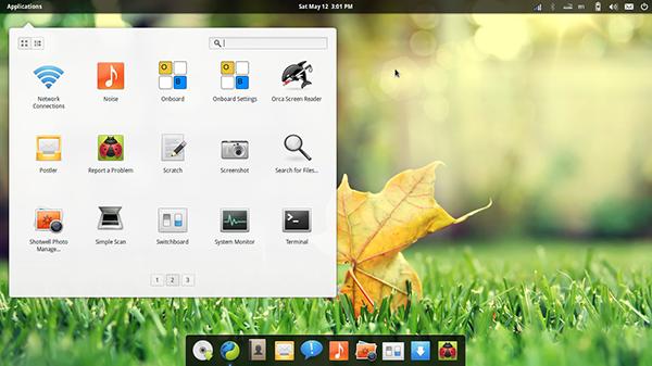 أفضل توزيعات لينكس الأجمل و الأسرع Elementary OS Luna