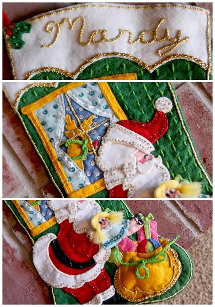 Bucilla Christmas Stockings