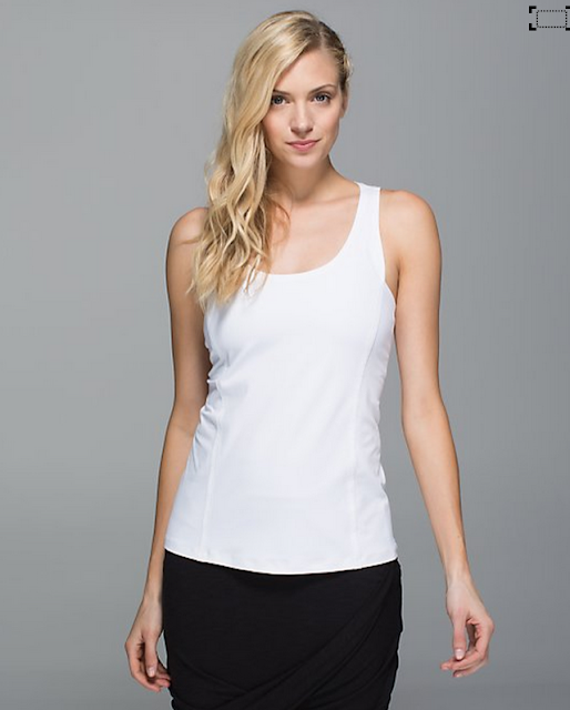 lululemon sweat or not tank