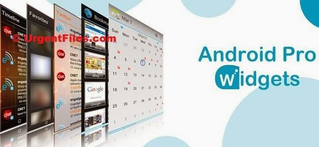 Android Pro Widgets APK for Android