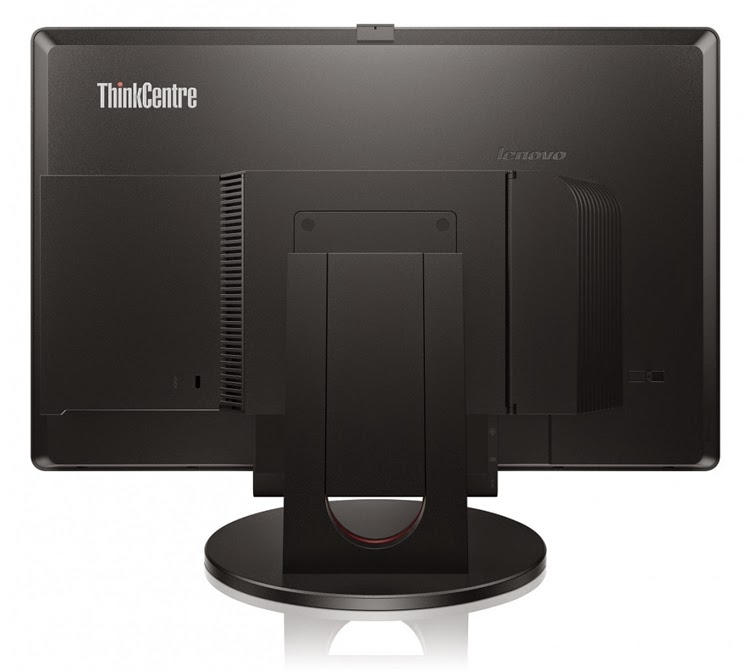 задняя сторона Lenovo ThinkCentre Tiny