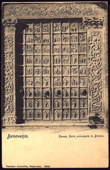 Porte del Duomo di Benevento
