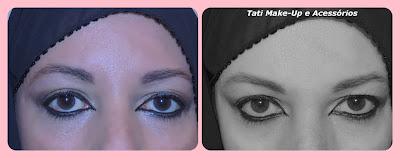 tutorial maquiagem árabe