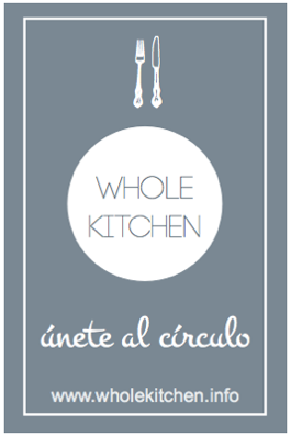 Participo en whole kitchen