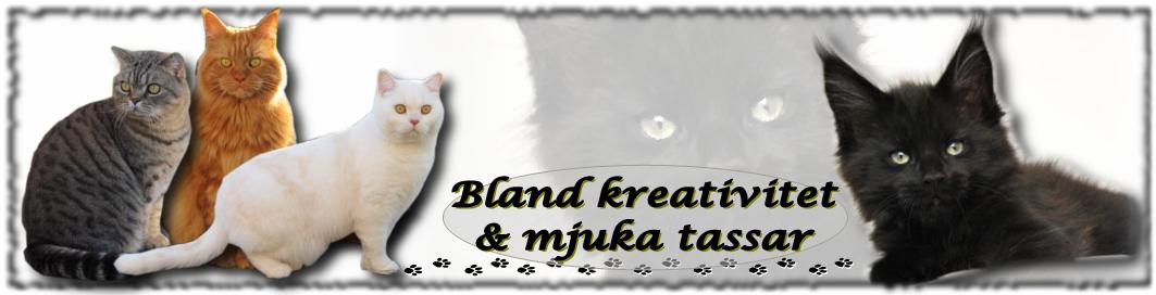 Bland Kreativitet & Mjuka tassar