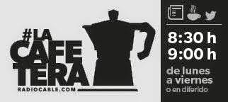 """""""LA CAFETERA"""" AMPLÍA SU DIFUSIÓN"""