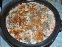 Готовата за печене капама