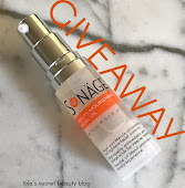 GIVEAWAY: Sonäge Vitality Nourishing Facial Oil
