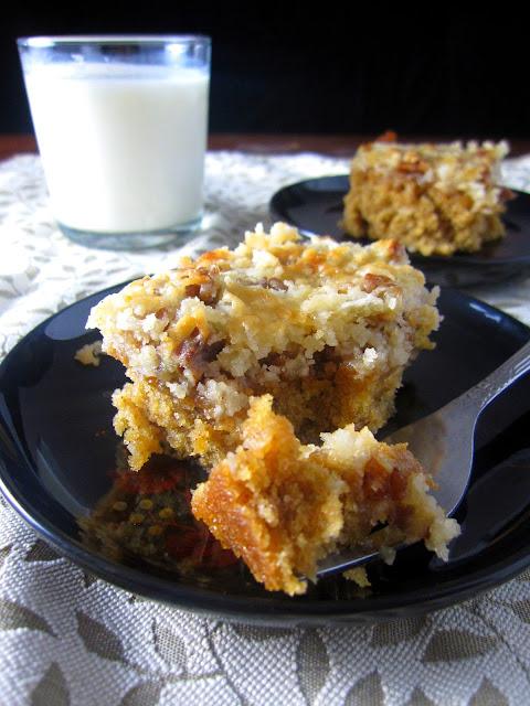Coconut Oatmeal Cake