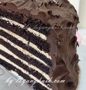 SALTED CARAMEL CHOC CAKE (SCCC)
