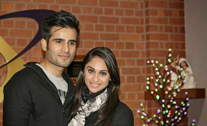 Karan Tacker & Krystle Dsouza Couple HD Wallpapers Free Download