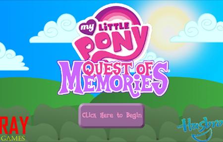 My Little Pony: Quest of Memories